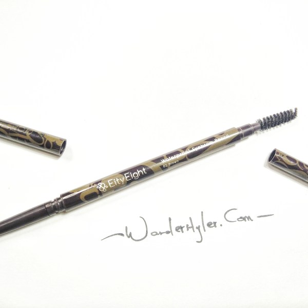 Eity Eight Waterproof eyebrow pencil