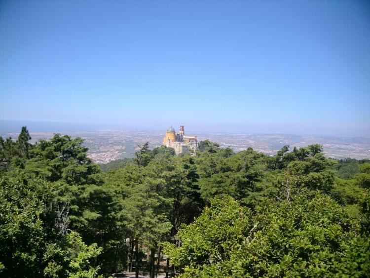 Palaces in Sintra