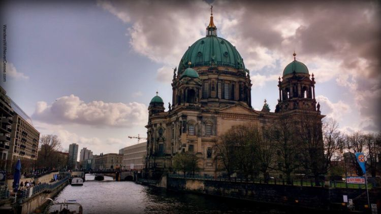Berliner Dom Cathedral Berlin Germany