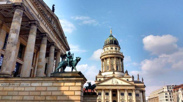 Gendarmenmarkt Berlin Germany
