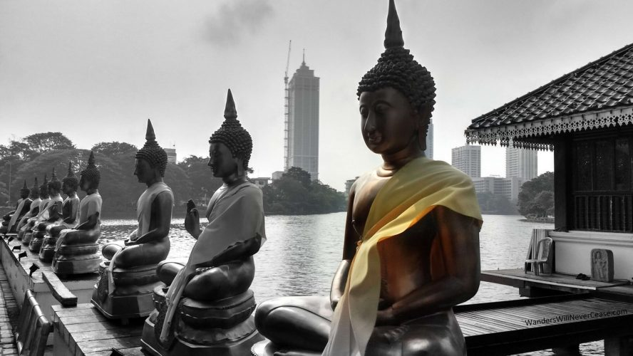 4 Temples You Can't Miss in Colombo (and how to act in them!)