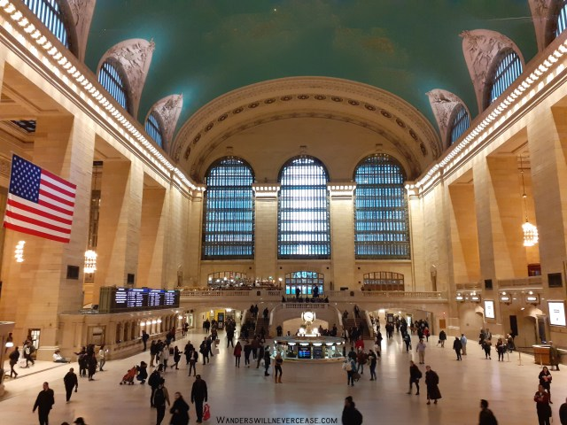 Grand Central Terminal Station New York