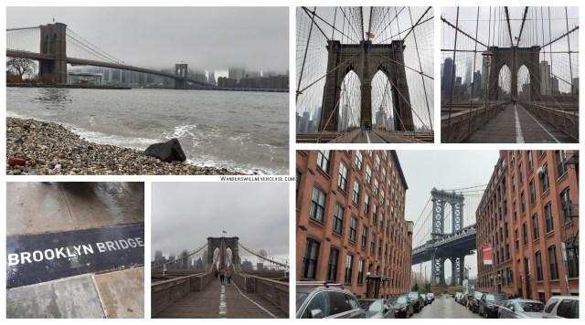 Brooklyn Bridge DUMBO New York