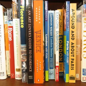 My Favorite Travel Guides