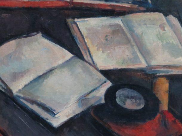 Cezanne Geffroy Books