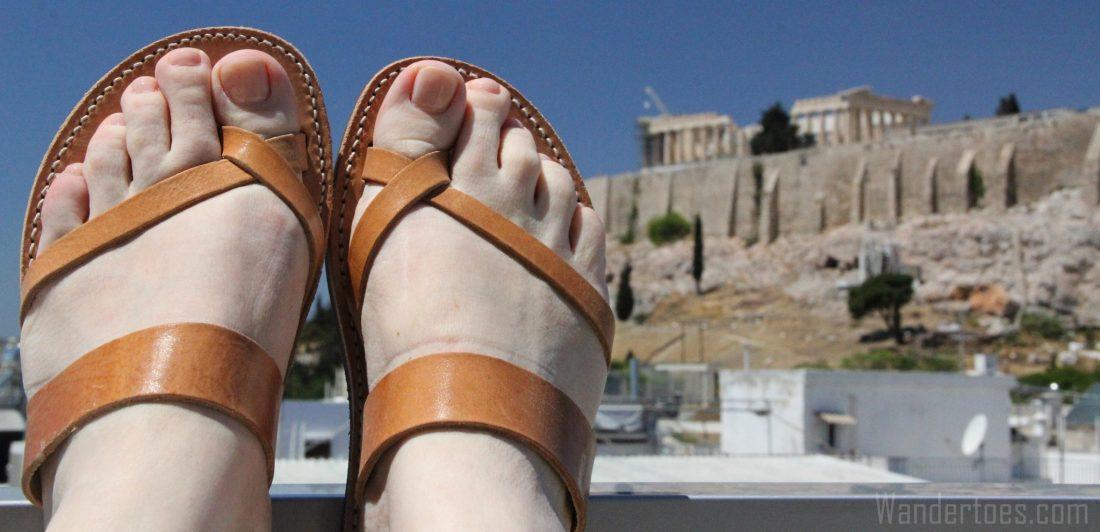 Athens Wandertoes Shod Wandertoes