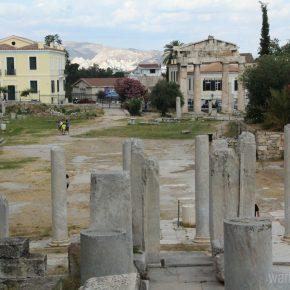 Athen's Roman Agora