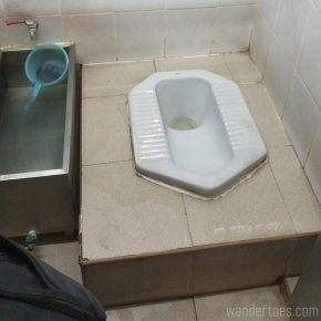 Thai Potties… The Traveler's Divide