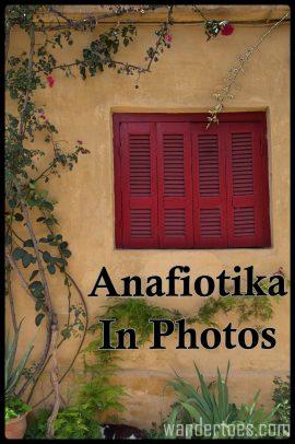 Anafiotika Pinterest