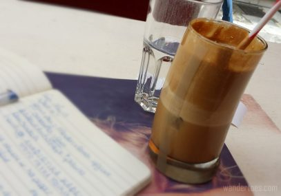 Latifis Iced Coffee