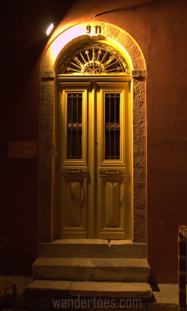 Night Door
