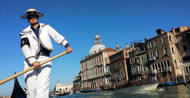 Alex Hai Gondola Ride Tour Venice Italy Private Romantic