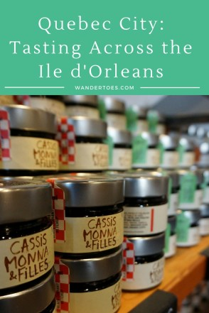 Ile d'Orleans Food Tour Travel
