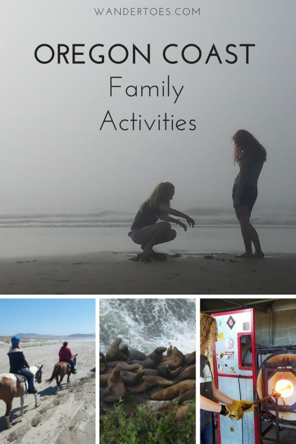 Top Oregon Coast Family Activities