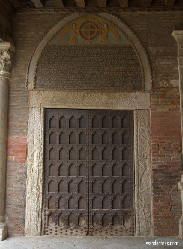 Doors of Venice Italy Europe Travel Photography