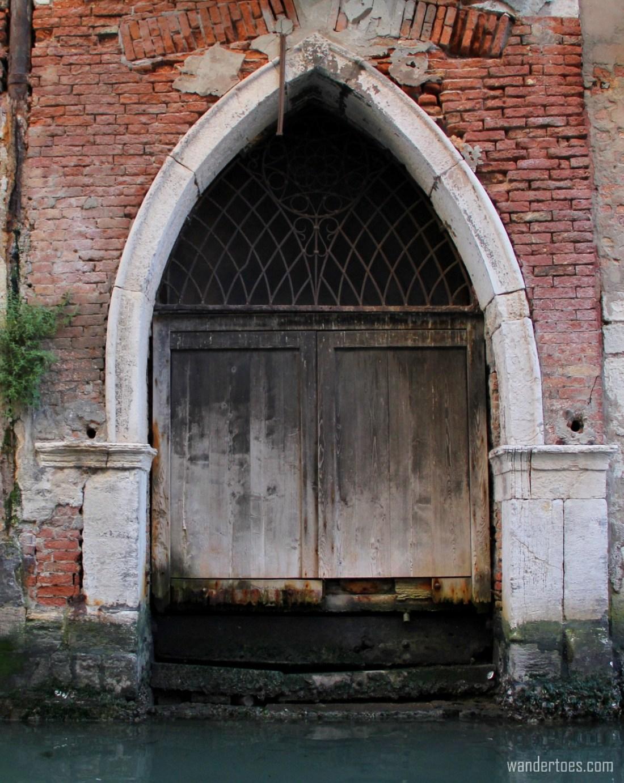 Doors of Venice Italy Europe Travel Photography