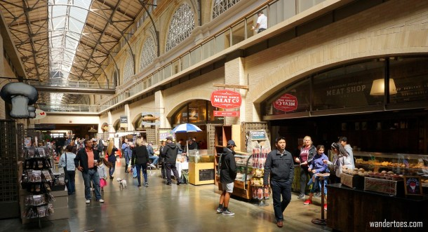 San Francisco Ferry Building Marketplace | San Francisco Ferry Building History | San Francisco Ferry Building Restaurants | Ferry Building San Francisco Restaurants