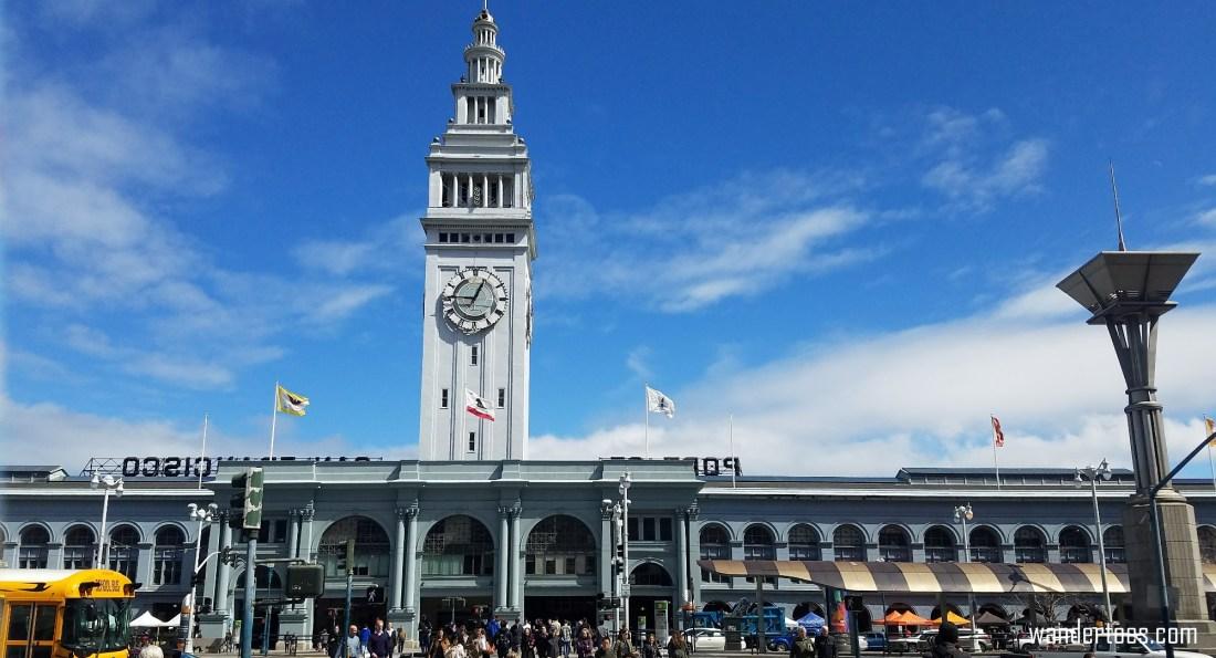 San Francisco Ferry Building Marketplace | San Francisco Ferry Building History | San Francisco Ferry Building Restaurants | Ferry Building San Francisco Restaurants