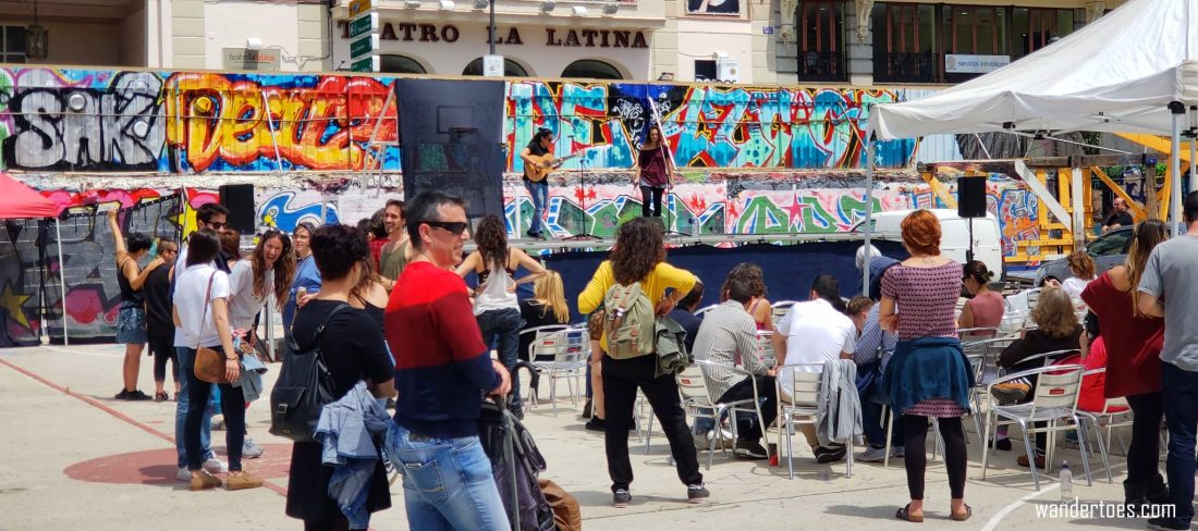 10 Non Touristy Things To Do in Madrid