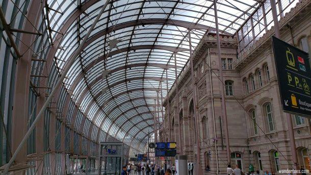 | Paris to Strasbourg Day Trip | Paris to Strasbourg Train | Strasbourg Train Station