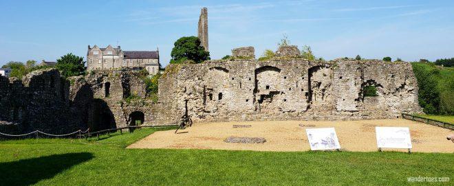 Trim Castle Grounds