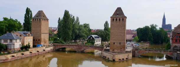 Ponts Couverts in Strasbourg France | Things to do in Strasbourg France | Strasbourg France Things To Do