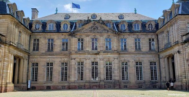 Palais Rohan in Strasbourg France | Things to do in Strasbourg France | Strasbourg France Things To Do