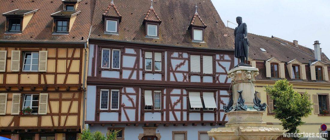 Colmar Day Trip   Colmar Map   Colmar Top Sites   Colmar Historic Walk   Small Towns in France   Colmar France