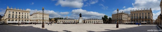 Place Stanislas | Things to do in Nancy France | Nancy France Map | Nancy France Things to do | Nancy France Points of Interest | UNESCO World Heritage