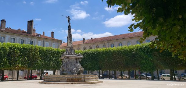 Place de l'Alliance   Things to do in Nancy France   Nancy France Map   Nancy France Things to do   Nancy France Points of Interest   UNESCO World Heritage