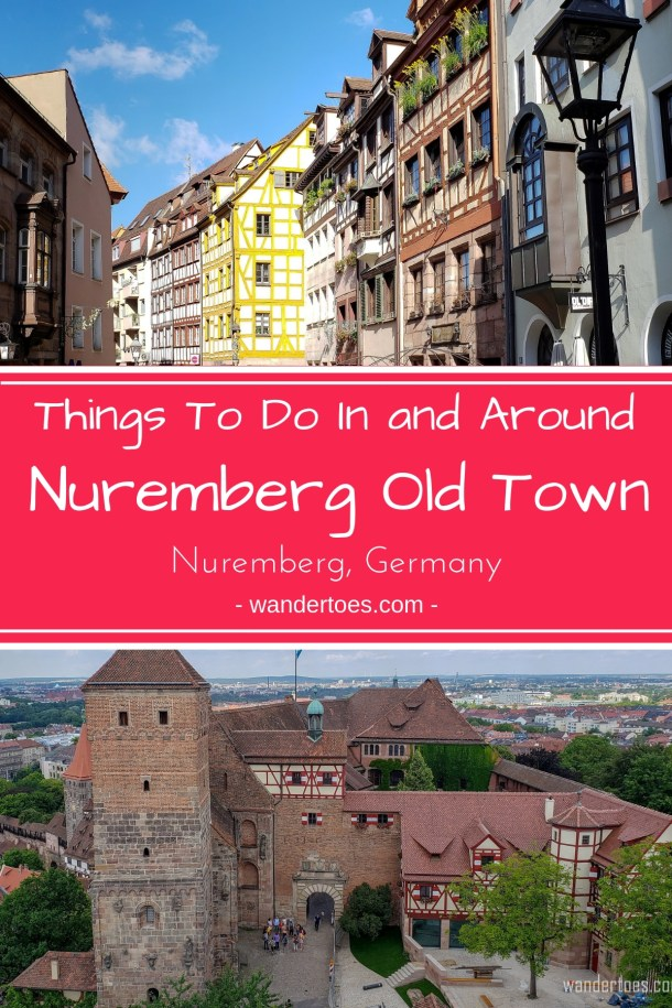 Nuremberg, Germany: Here's your master list of things to do in Nuremberg old town, from Castle Nuremberg to Weiβgerbergasse, to the short trip to the Nazi Party Rally Grounds. | Nuremberg Old Town | Things to do in Nuremberg | Castle Nuremberg | Nazi Party Rally Grounds