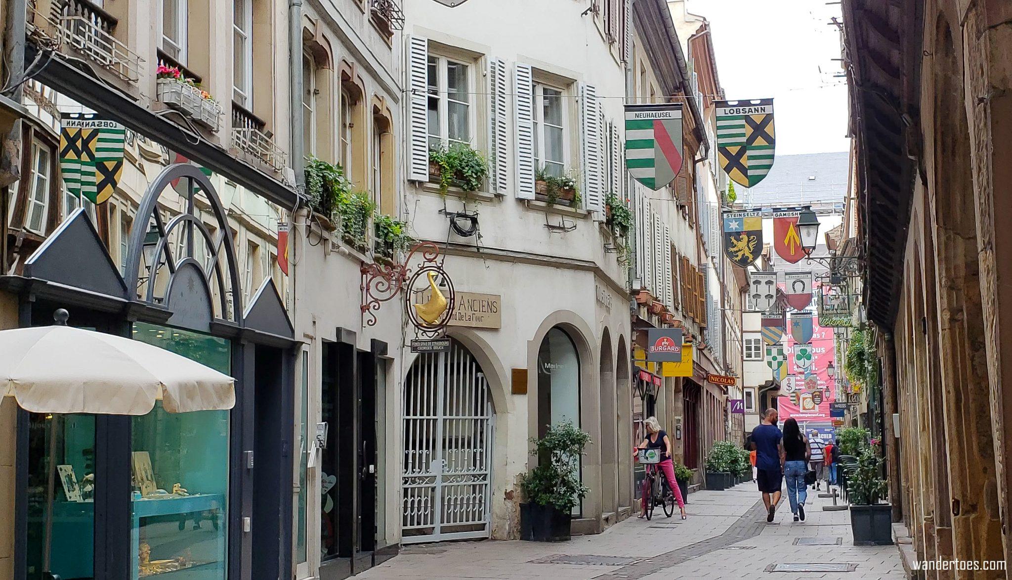Strasbourg Shopping