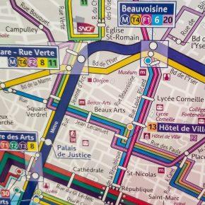 Metro Rouen Guide & Historic City Centre Stops