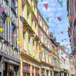 Beautiful & Easy Day Trips from Paris by Train