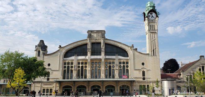 Gare Rouen Rive Droite | Train Paris Rouen | Rouen Day Trip