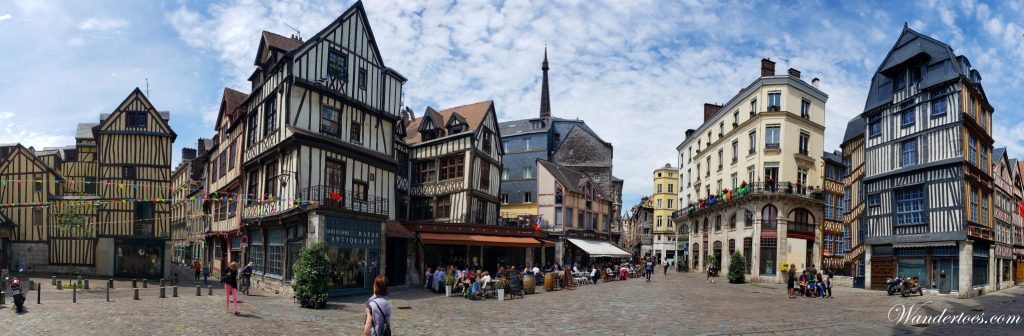 Place Barthelemy | Rouen Day Trip |