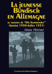 Thiémé, Alain – Bundisch. ACE, 2008, 2ème édition