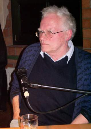 Arno Klönne in 2008