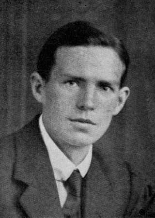 Ernst Buske, chef de la Deutsche Freischar