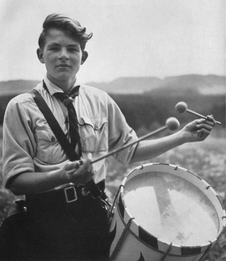 Bund Grauer Reiter - Fotobuch der Jugendbewegung