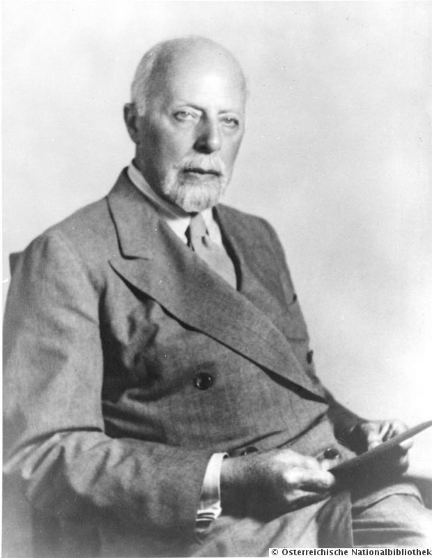 Friedrich Wilhelm Förster 1952