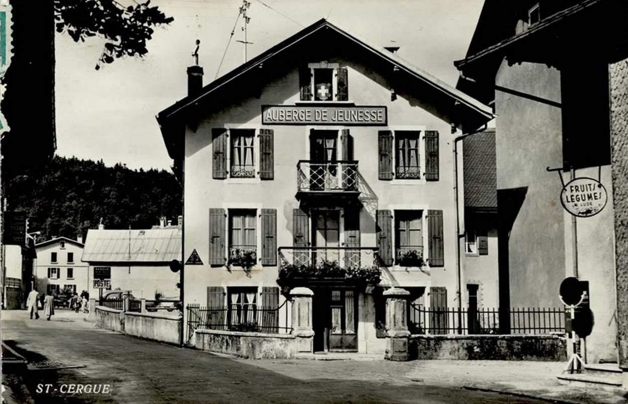Auberge de jeunesse - Saint-Cergue