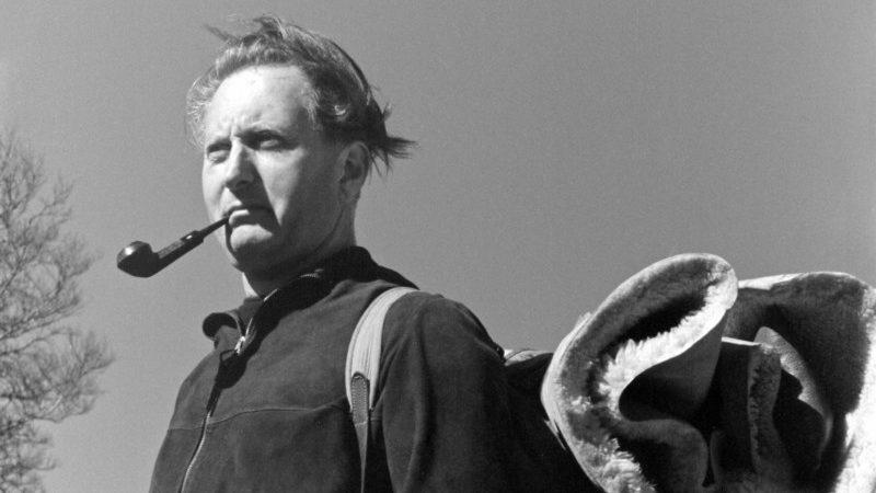 Randonnée en Provence avec Jean Giono.