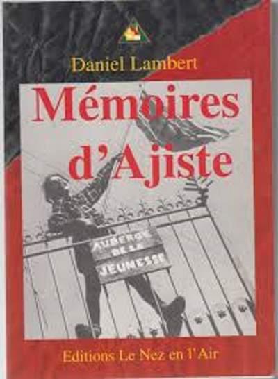 Daniel Lambert - Mémoire d'Ajiste