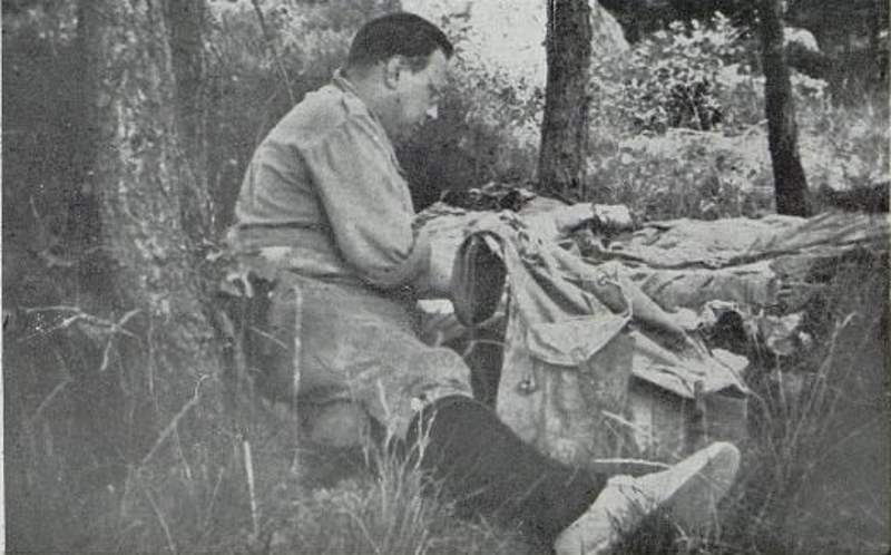 Jean Loiseau - Technicien du camping