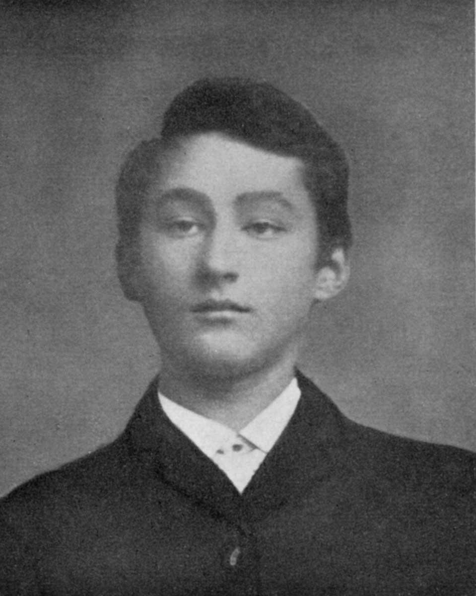 Karl Fischer rond 1894
