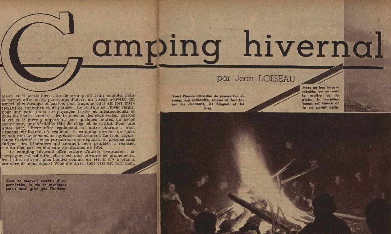 1937_10_07_Regards_Camping hivernal par Jean Loiseau