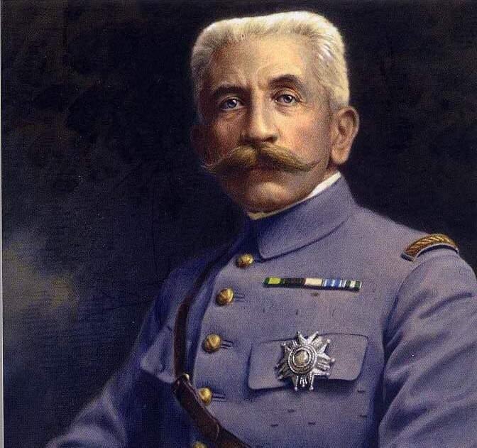 Louis Hubert Lyautey Gonsalwe (1854-1934)