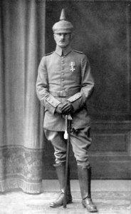 Walter Flex - En uniforme
