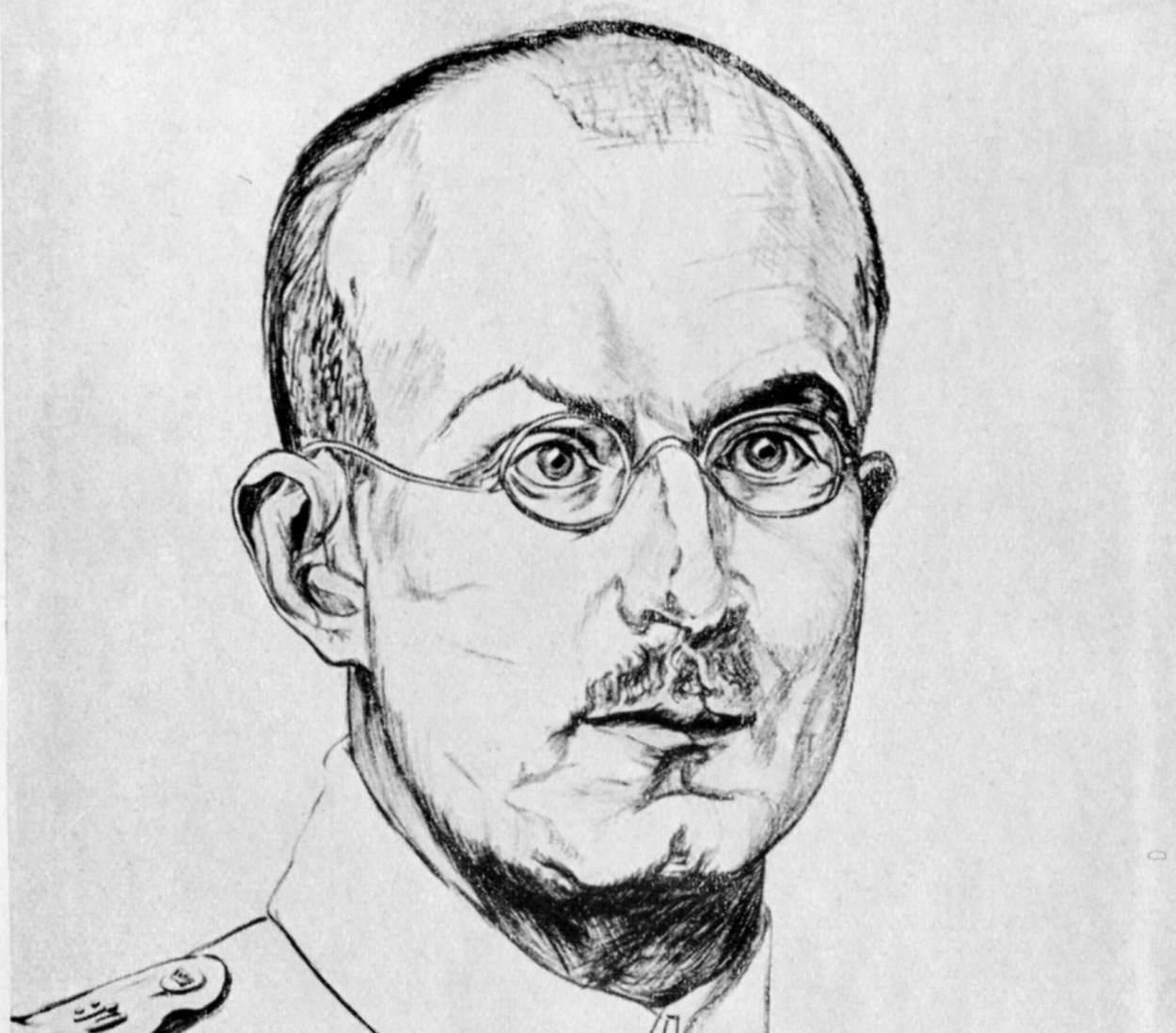 Walter Flex - Portrait